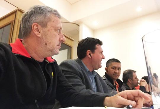 Pedro Molena participa do Encontro dos Trabalhadores Papeleiros Filiados à IndustriALL