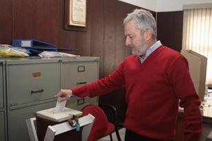 Eleição da Diretoria da Federação dos Papeleiros