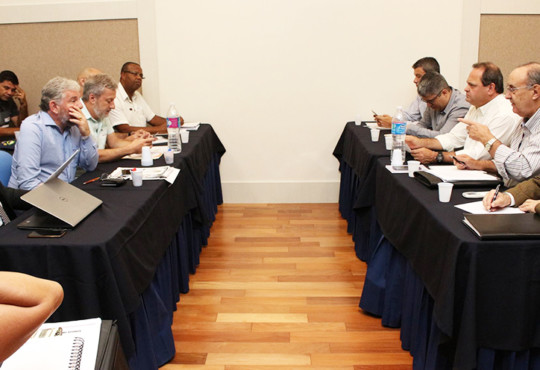 3° Rodada de negociação do setor de Papel e Celulose