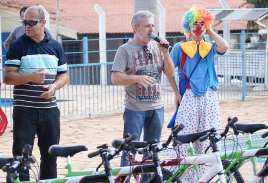 Veja fotos da 6º Festa das Crianças