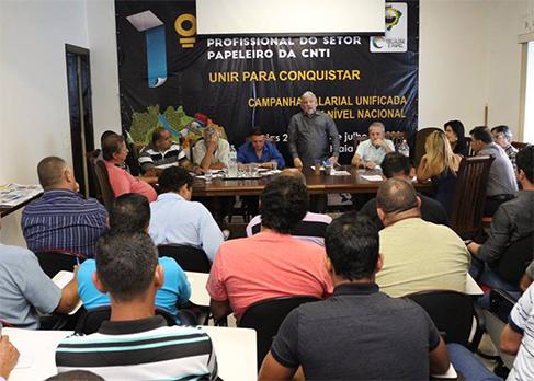 Reunião Extraordinária com a Diretoria da Federação de SP/MS