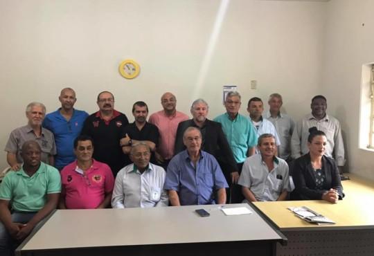 Betinho participa da posse do Sindicato dos Trabalhadores