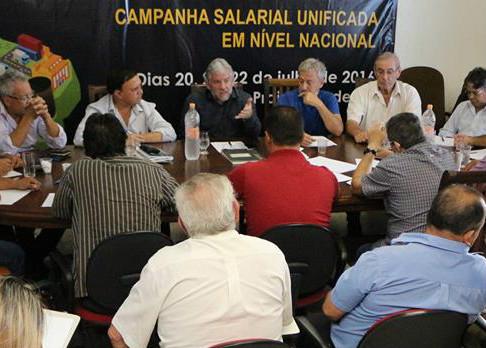 Reunião da Diretoria Executiva Federação do Papel SP/MS