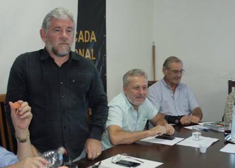 Reunião da Diretoria Executiva da nossa Federação