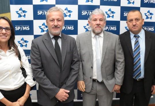 Cerimônia de posse da Diretoria Federação dos Papeleiros SP/MS