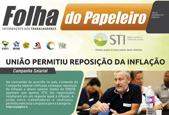 Informativo – FOLHA DO PAPELEIRO