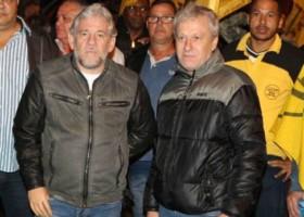 Ação da Federação Papeleira SP/MS na mobilização contra as reformas trabalhista e previdenciária