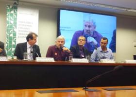 Betinho participa de Audiência Pública sobre Setor de Papel, Celulose e seus impactos