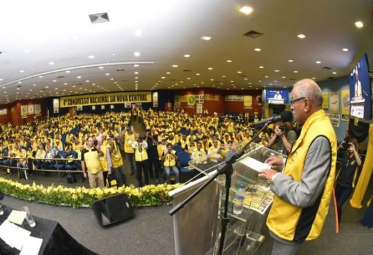 NCST elege diretoria em congresso nacional e presidente convoca para a greve geral