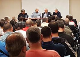 Betinho participa de debate junto ao movimento sindical Argentino
