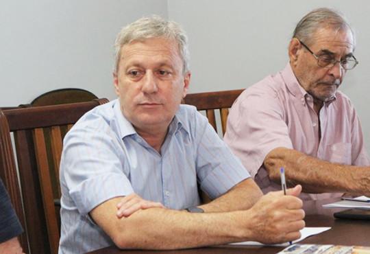 Reunião Mensal da Federação Agosto 2017