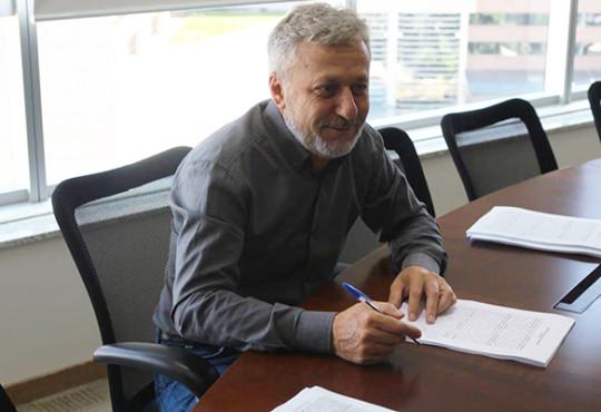Galeria – Assinatura do Acordo Coletivo do Papel e Celulose