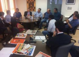 Centrais e empresários irão promover debates sobre desenvolvimento e emprego
