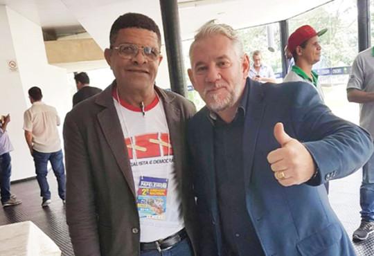 Betinho é reeleito Secretário Nacional do Departamento Profissional Papeleiro