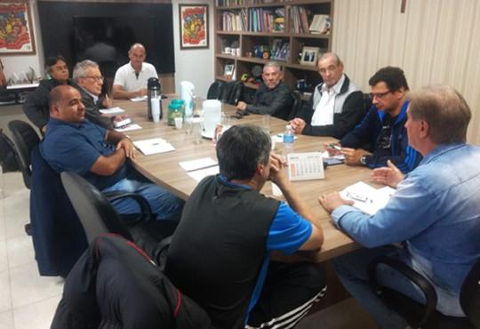 Reunião das Federações do Papel de SP/MS e de Santa Catarina