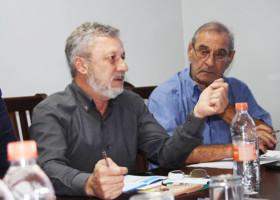 Reunião na Federação dos Papeleiros com os Sindicatos Filiados