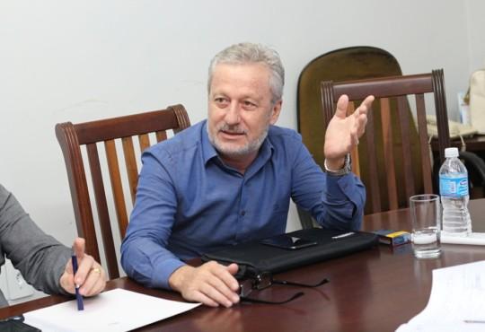 Reunião Federação SP/MS Abril 2019