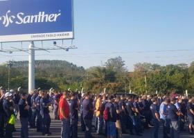Lançamento Campanha Salarial – Bragança Paulista
