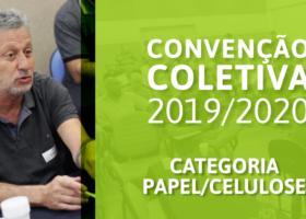 Convenção Coletiva 2019/2020 – Papel