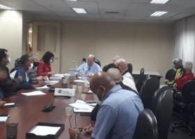 Reunião CCT Artefatos de Papel